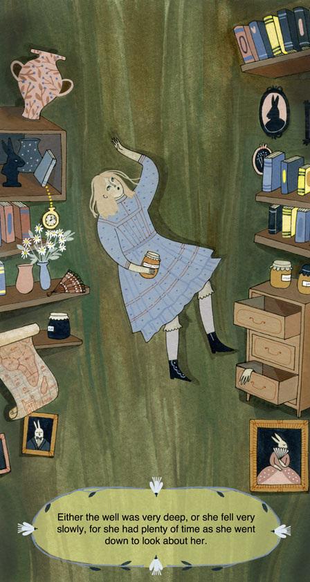 Classics Unfolded Alice In Wonderland Yelena Bryksenkova